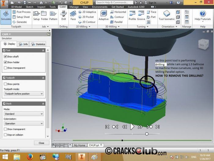 Autodesk Inventor Pro 2019 1 2 Free Download Crack Serial