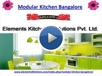 Modular Kitchen Bangalore | myBrainshark