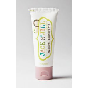 Great tasting all natural organictoothpaste without fluoride or sugar that is hypoallergenic with packaging designed to be minimal, recyclable and BPA Free. Your kids will learn to love brushing their teeth.