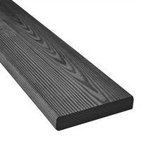 5/4 x 6 Grey Pressure Treated Deck Board