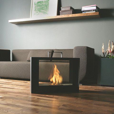 Die besten 25+ tragbarer Kamin Ideen auf Pinterest Tischkamine - wohnzimmer kamin ethanol