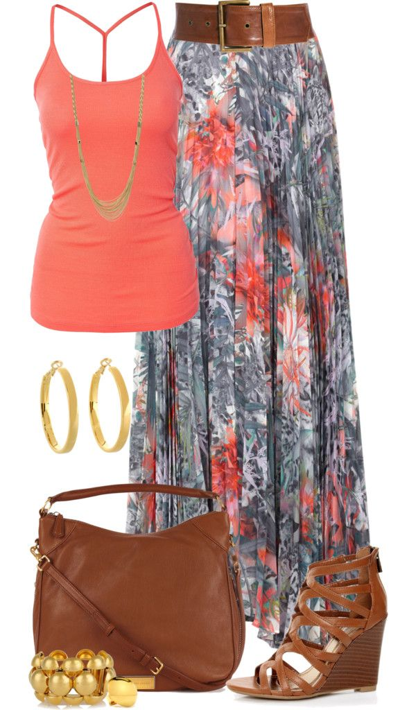 """Casual Spring Look"" by angela-windsor on Polyvore"