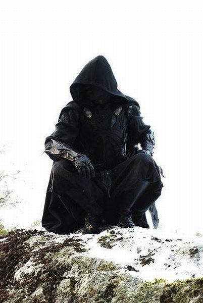 Костюм темный эльф