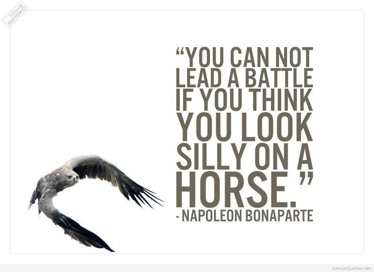leadership quote don clifton | Napoleon Bonaparte Quotes