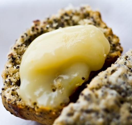 Lemon Ginger Poppyseed Muffins   Food I Need to Try   Pinterest