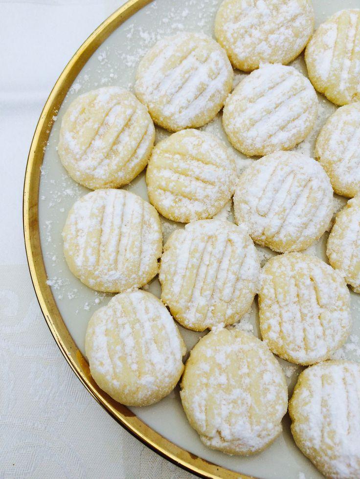 Plätzchen Rezepte: Zarte Schneeflöckchen