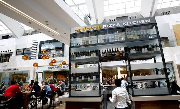 California Pizza Kitchen International Mall