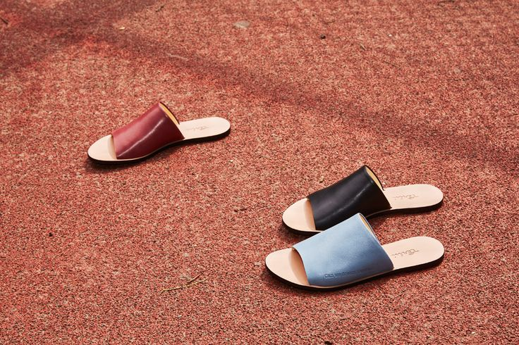 Lookbook SS16 Note Sandal by Terhi Pölkki