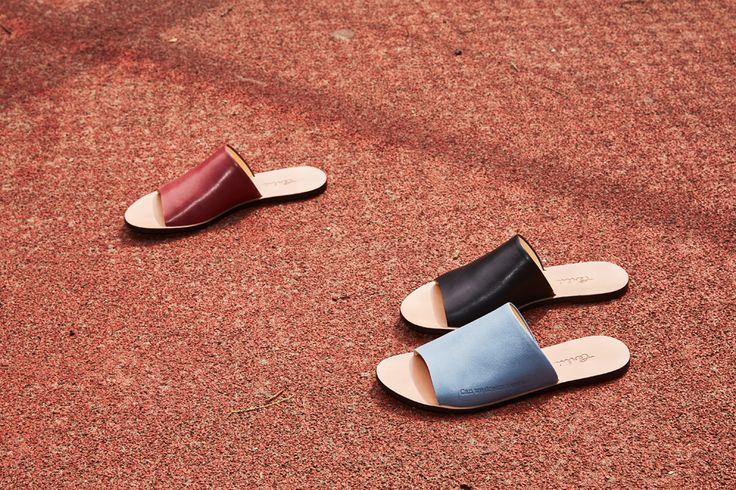 Lookbook SS16 Note Sandal by Terhi Pölkki