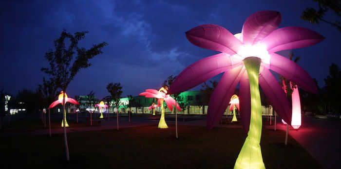 Leuchtelemente-blumen-holzlaube-slide