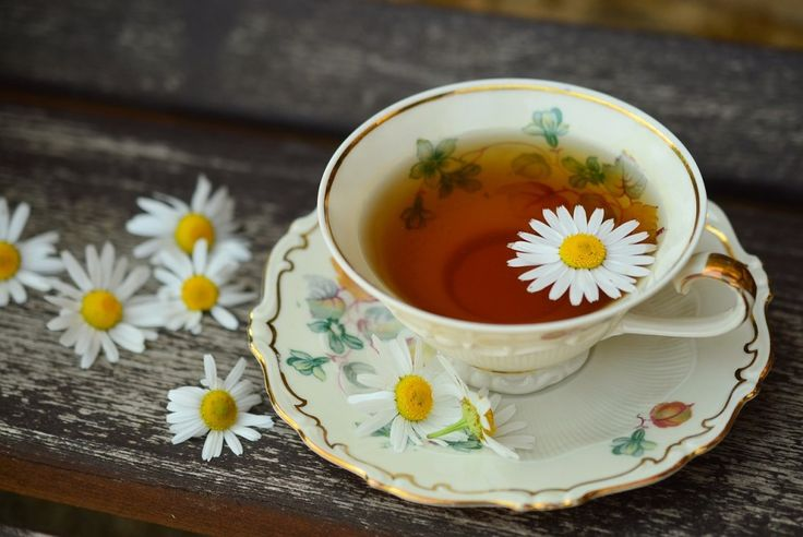 Get Into Herbal Teas.  13 Hacks To Sneak More Water Into Your Day - Toat