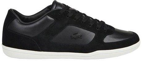 Lacoste Men's Court-Minimal Leather Sneaker
