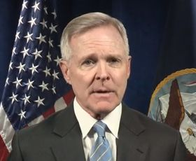 Ray Mabus Reads The Gettysburg Address