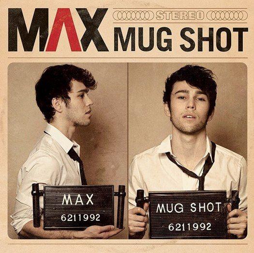 """My favorite singer. Period. Max Schneider """"Mug Shot"""" Music Video"""