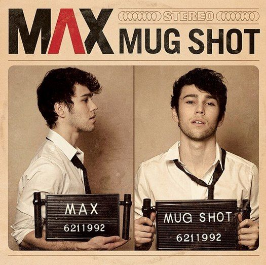 "My favorite singer. Period.  Max Schneider ""Mug Shot"" Music Video"
