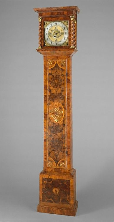 Clock Thomas Tompion, 1675-1678 | Timepiece