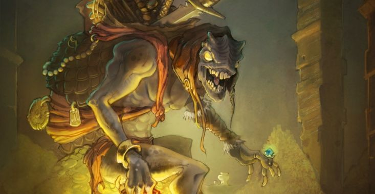 Diablo III PS4 Patch 1.13 Adds a New Goblin that Gives You Pets - Push Square