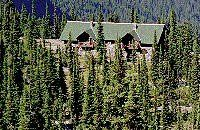 Sperry Chalet in Glacier National Park. Backpacking with a bed, and dinner cooked for you.
