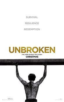 My review of UNBROKEN: