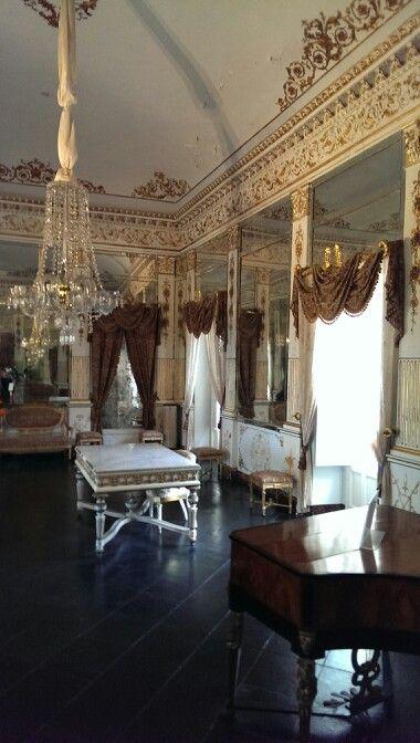 The mirrors room in #donnafugata castle #ragusa #sicily