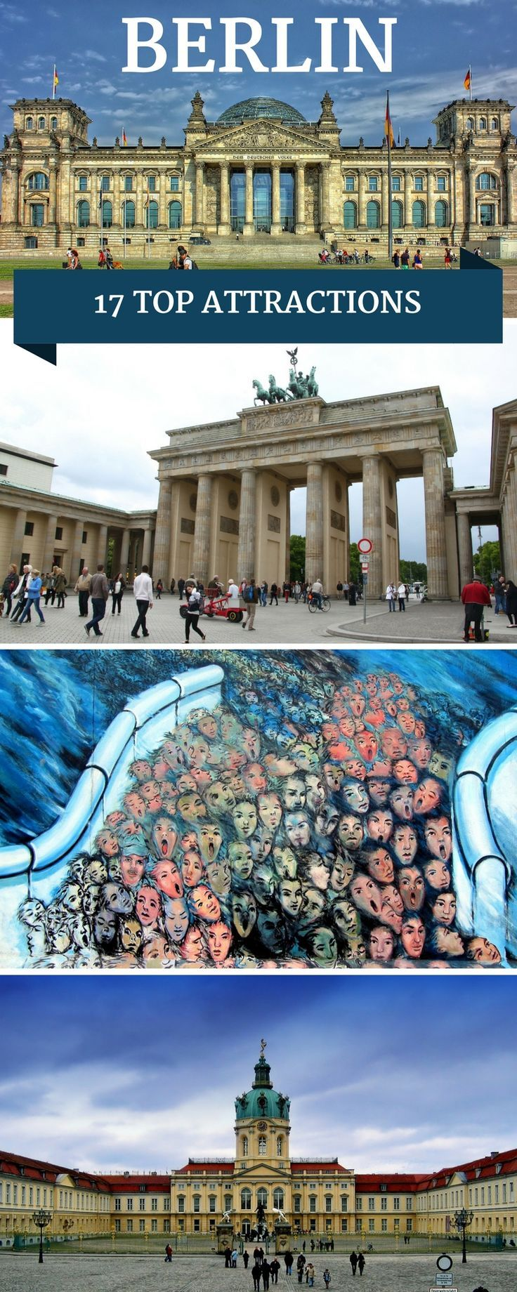 17 top attractions in Berlin to include on your travel itinerary on your first visit