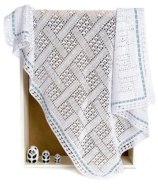 Ravelry: Dream Catcher Blanket Throw pattern by Alla Koval