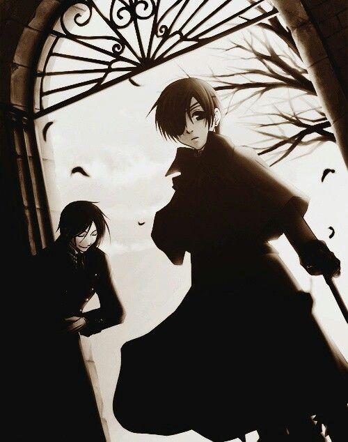 Kuroshitsuji aka Black Butler.