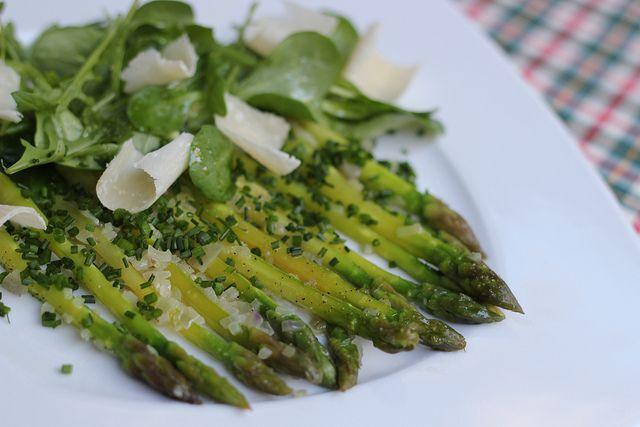 11 passos para fazer o aspargo perfeito (inclui receita)