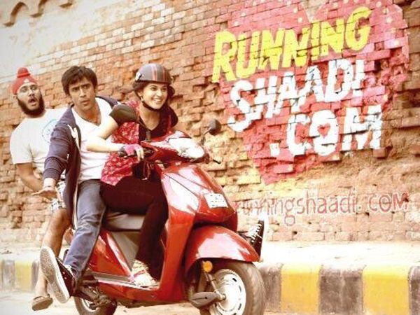 Taapsee Pannu teams up with Amit Sadh for 'Runningshaadi.com', announces the release date