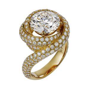 Bodas: Elije el anillo perfecto para la pedida de mano #MiBoda #novias #ideas #inspiración #joyas
