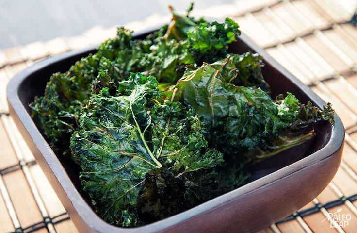 Kale Chips | Paleo Leap
