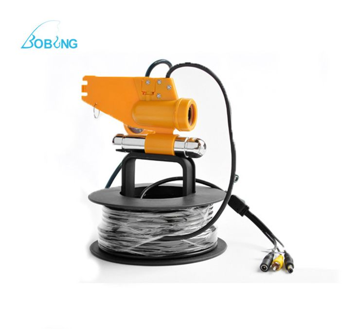 Underwater Video Camera CR-006 20 Meters 900TVL Night Vision Waterproof Fish Finder Cable Outdoor Tackle Tool Accessory