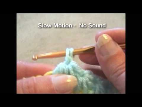 ▶ Crochet Geek - Crochet Star Stitch - YouTube