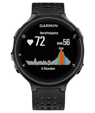 Herzfrequenz-/GPS-Uhr 'Forerunner 235 WHR' schwarz/grau