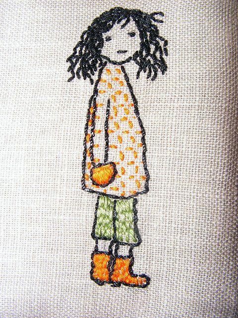 girl by lili_popo, via Flickr
