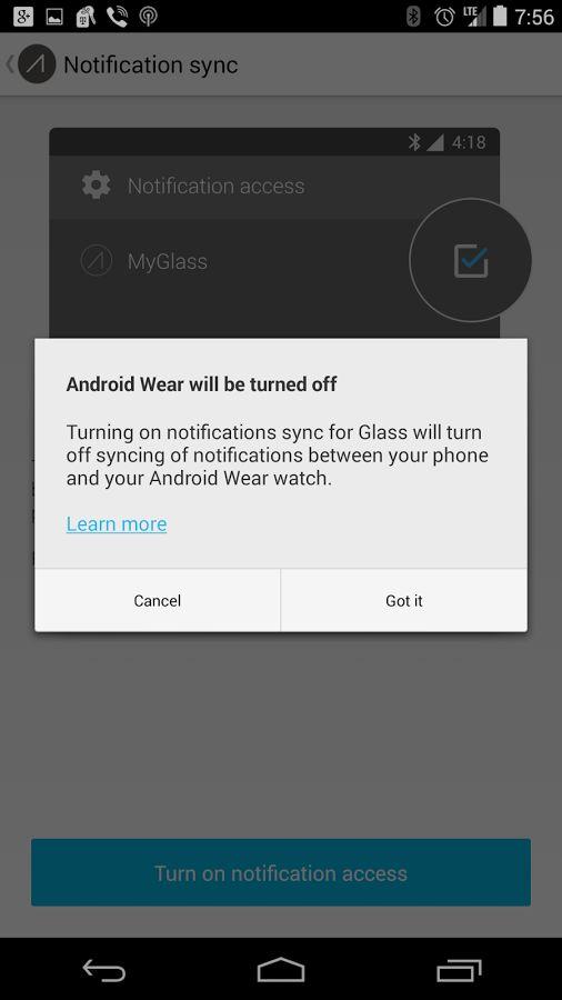 Glass Error