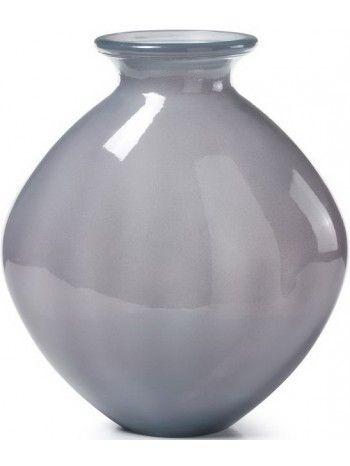 Elegante e di charme, questo prestigioso vaso, molto raffinato. Arreda con gusto qualsiasi tipo di ambiente. Meraviglioso regalo, gradito da tutti. In vetro cristallo in due diverse misure e colori.