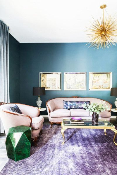 17 best ideas about jewel tone decor on pinterest jewel - Aubergine accessories for living room ...