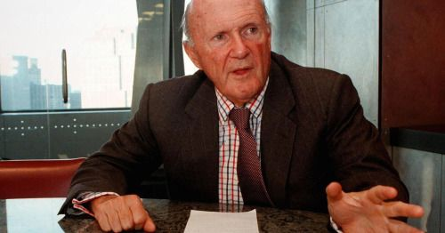 Julian Robertson: Theres too much talent in the same...