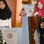 Tips Busana 6 Hijaber Dengan Outfit Black and White