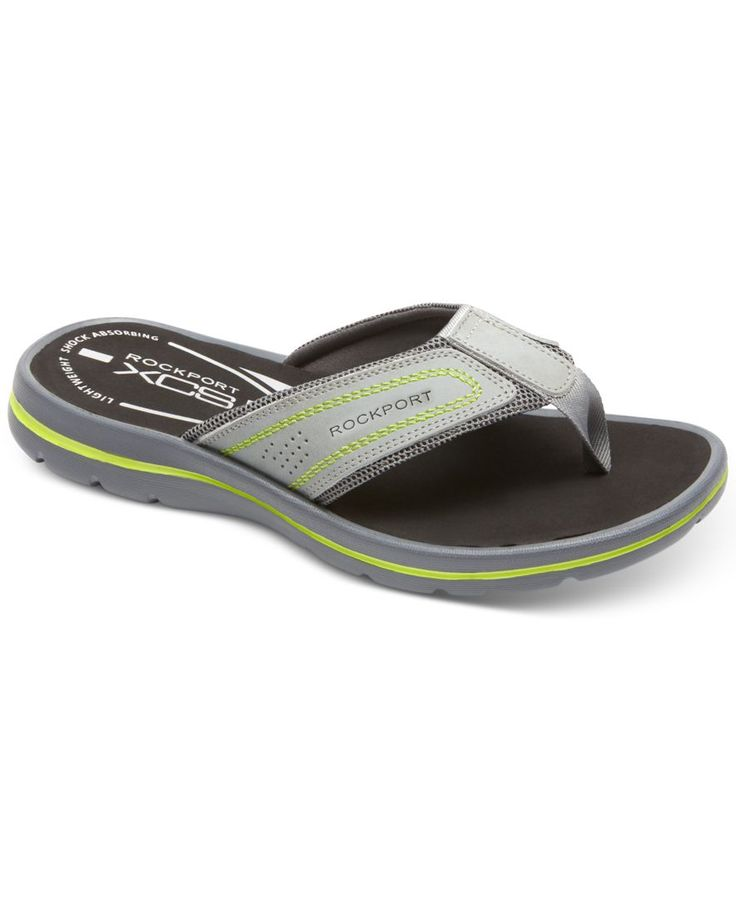 Rockport Men's Get Your Kicks Thong Sandals