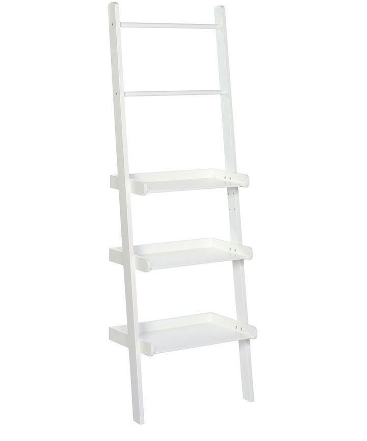 RiverRidge Kids Tall Ladder Shelf