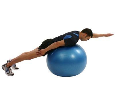 für Ihre unteren und oberen Rückenmuskeln  Beanspruchte Muskulatur: untere Rückenmuskulatur (M. erector spinae) und obere Rückenmuskeln