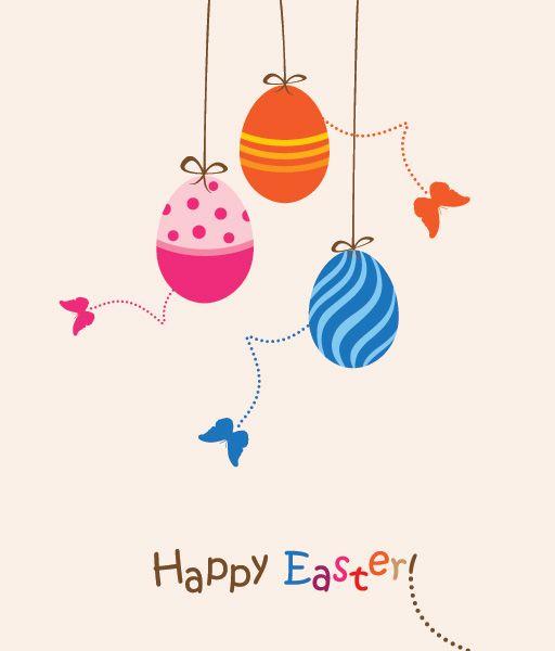 24 best Easter designs images on Pinterest Free graphics, Vector - sample easter postcard template