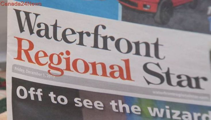 Waterfront Regional Star set to publish final issue from Lumsden to White City December 22.