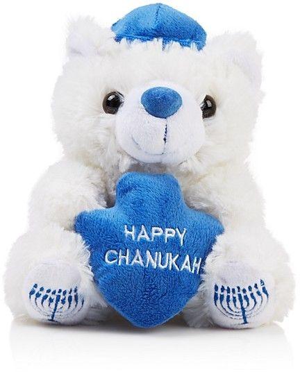 Rite Lite Chanukah Teddy Bear