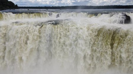 Iguazu Falls from Argentina side Photo by Aslı Pınar Tan -- National Geographic Your Shot