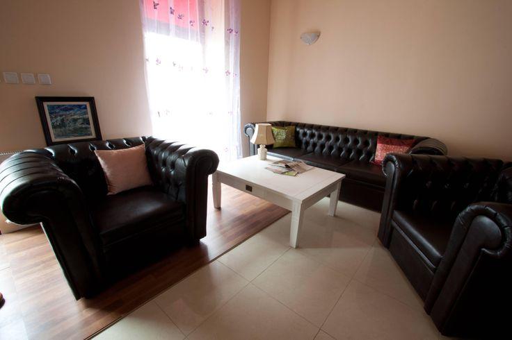Set Canapea Sofa si fotoliu CHESTERFIELD | #Mobila