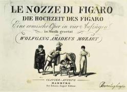 Le Nozze Di Figaro: Mozart