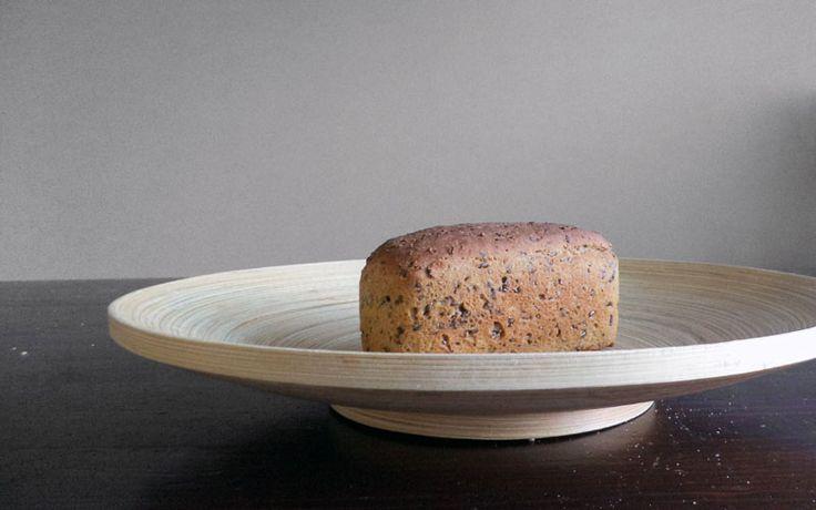 recept voor iemke's haverbrood - lekker en voedzaam brood zonder allergenen